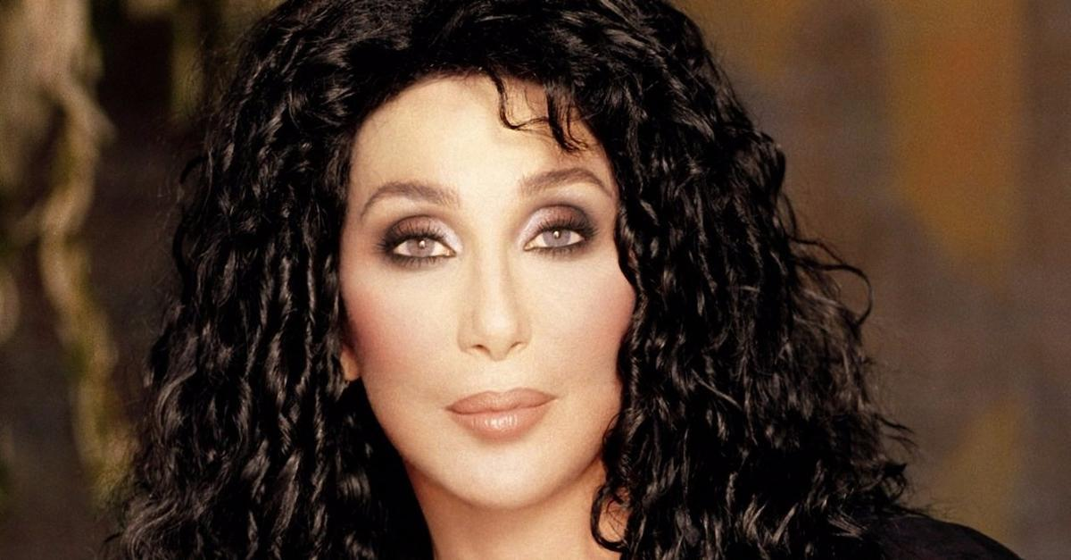Cher Bares All At Age 69!