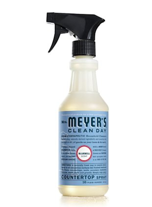 Mrs. Meyer's Clean Countertop Spray, $3.99
