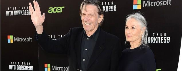 Leonard Nimoy, of 'Star Trek,' dies
