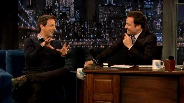 Seth Meyers Named New Host of 'Late Night'