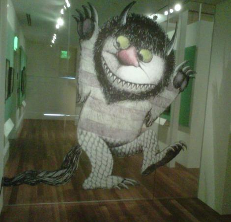 Walt Disney Family Museum Presents Sendak's 'Where the Wild Things Are' 50 Years Later