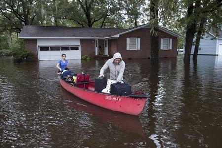 Eleven dead in historic South Carolina rains and flooding