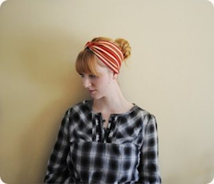 Red Dirt Revival DIY Turban
