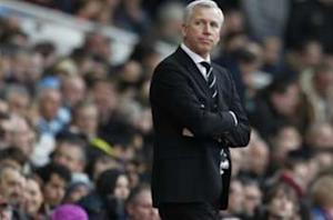 Pardew relieved not to lose Newcastle job over Meyler confrontation