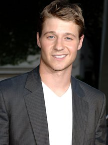 Photo of Benjamin McKenzie