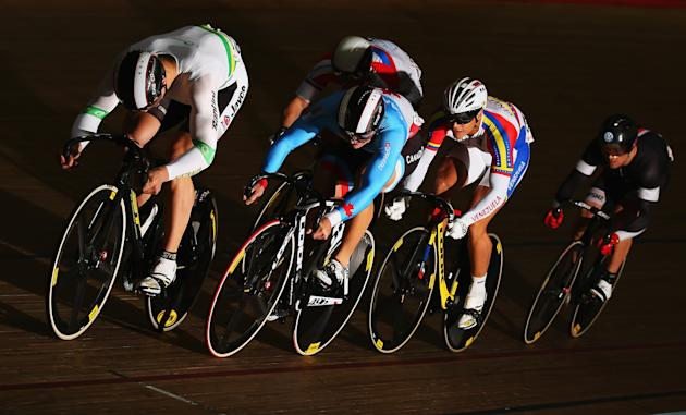 UCI Track Cycling World Cup - Day Two