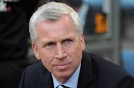 Pardew reveals Steven Taylor and Cabaye out until February