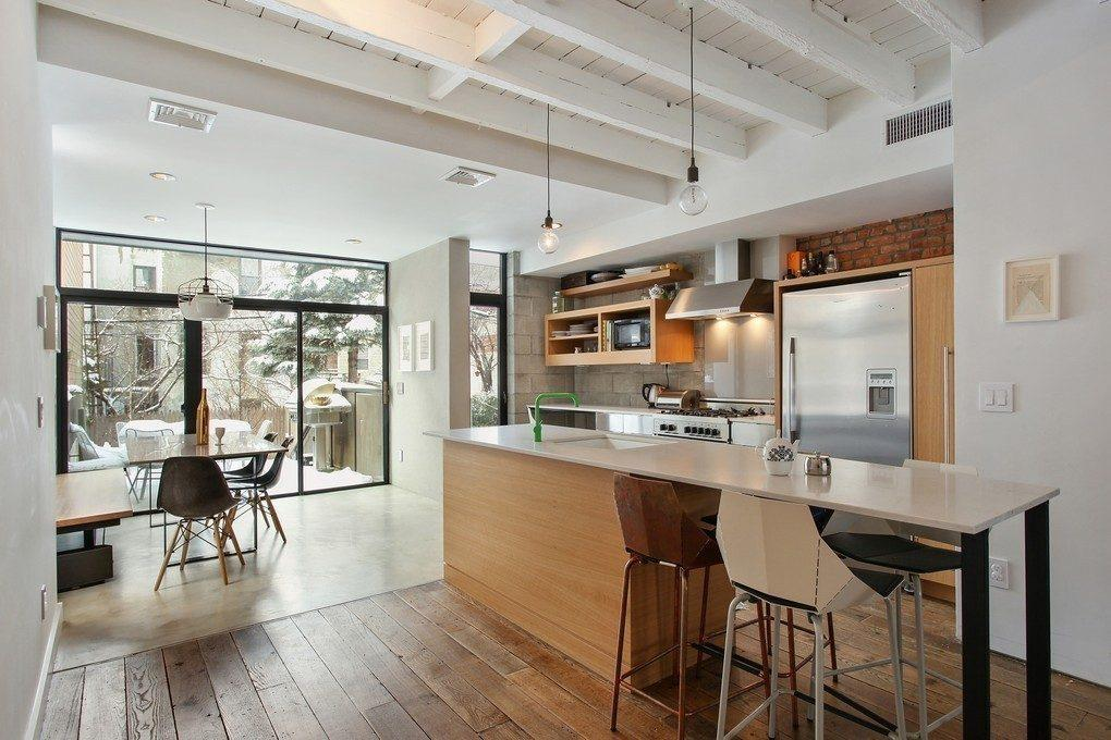 Brooklyn Townhouse Roundup: Modern Townhouse in Greenpoint Asks $2.5 Million