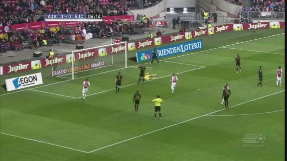 Struggling Roda hold champions Ajax to 1-1 draw in Dutch Eredivisie