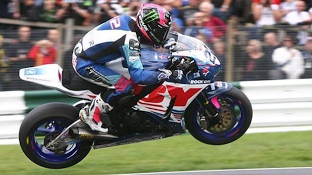 BSB rider Alex Lowes