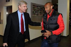 Thierry Henry: Wenger changed the philosophy of Arsenal