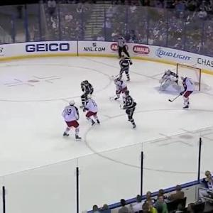 Blue Jackets at Lightning / Game Highlights