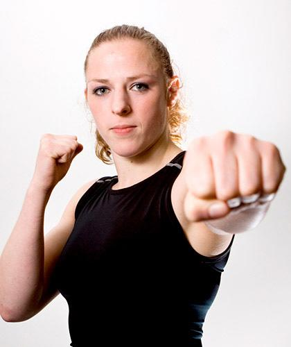 Sarah Kaufman Heads the List of Four Latest UFC Women's Bantamweights