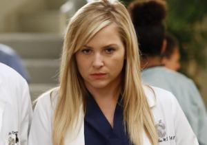 Jessica Capshaw Talks 'Creepy' Grey's Anatomy Twist, Weighs In on TV's Amputation Craze