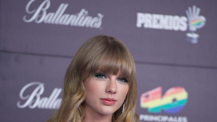 '40 Principales Awards' 2012 - Photocall