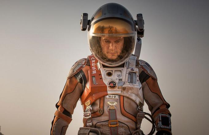 A Preposterous Amount of People Think 'The Martian' Actually Happened
