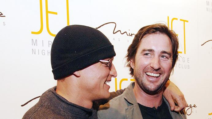 Luke Wilson 2007 Woody Harrelson