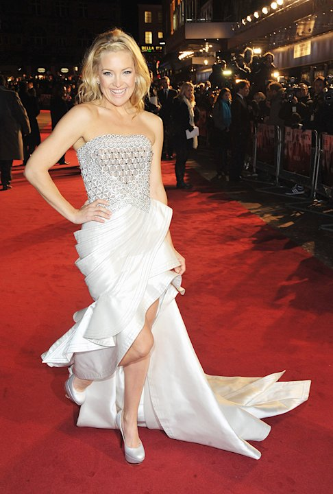 Nine UK Premiere 2009 Kate Hudson