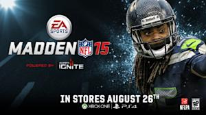 Richard Sherman Wins Madden NFL 15 Cover Vote