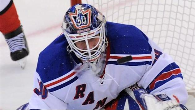 Lundqvist up for NHL's best goalie
