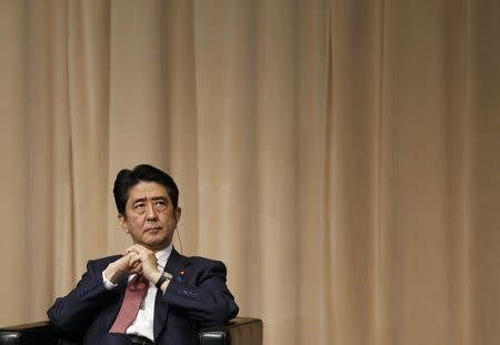 Japan and U.S. look to extend naval missions after law change