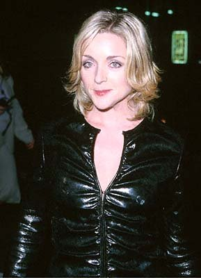 Premiere: Jane Krakowski at the Mann's Chinese Theater premiere of Columbia's Charlie's Angels - 10/22/2000