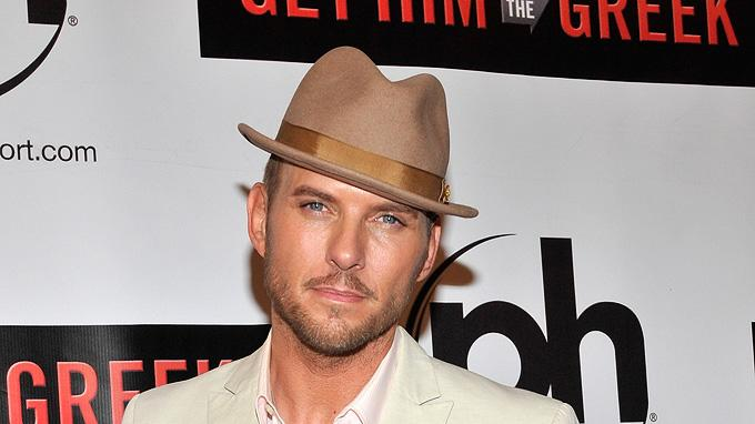 Get Him to the Greek Las Vegas screening 2010 Matt Goss