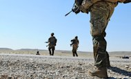 British Soldier Shot Dead In Afghanistan