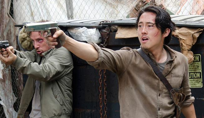 The Walking Dead's Steven Yeun Talks About Glenn's Death Storyline