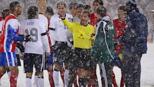 "Gold Cup: Costa Rica admit they're ""still hurt"" by ""absurdity"" of March's Snow Game vs. USMNT"