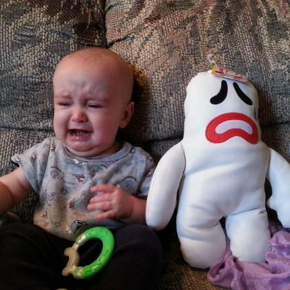 C is for Crying