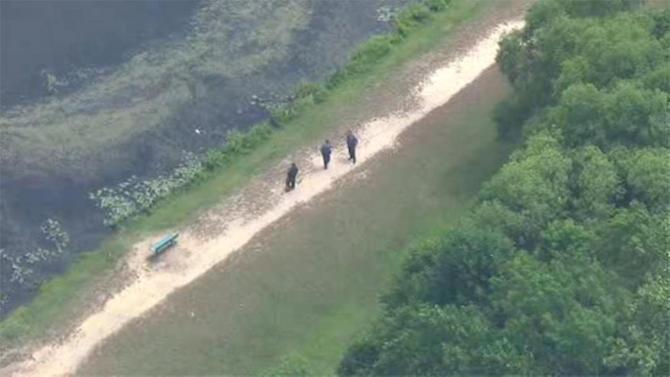 Body pulled from lake in Clementon, New Jersey
