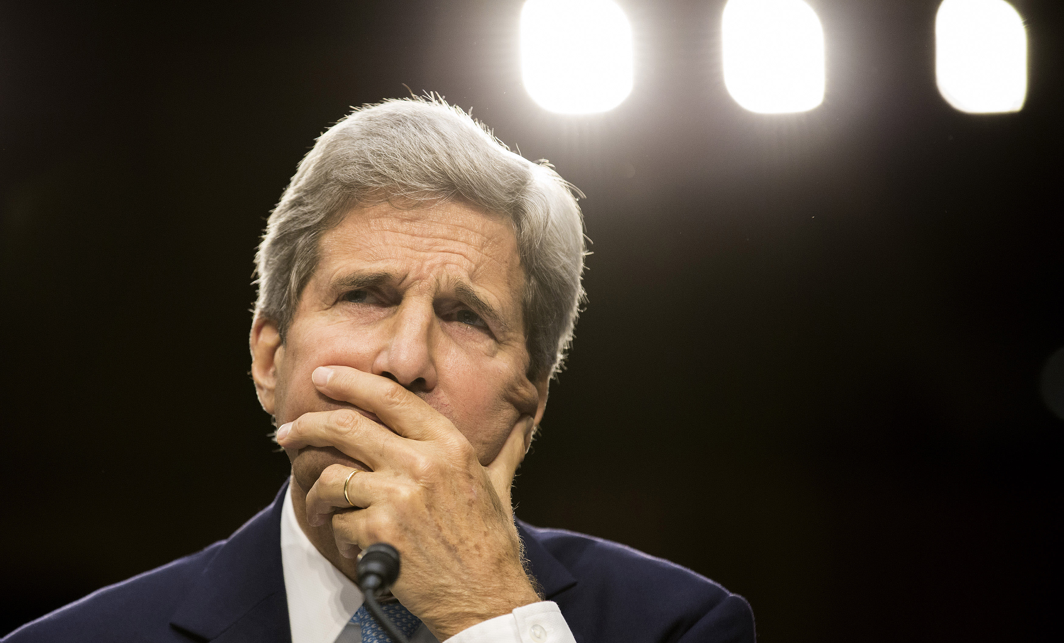 John Kerry made a gaffe that helps Putin and Assad