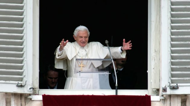 Pope's Goodbye 'Like the Retirement Party for Your Favorite Professor' (ABC News)