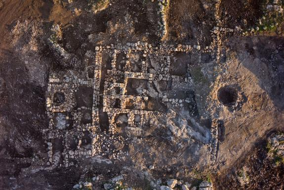 Ancient Farmhouse Found in Israel Reveals Agricultural Secrets