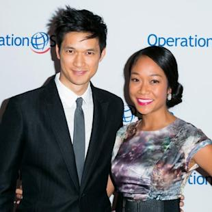 Harry Shum Jr., Shelby Rabara -- Getty Images