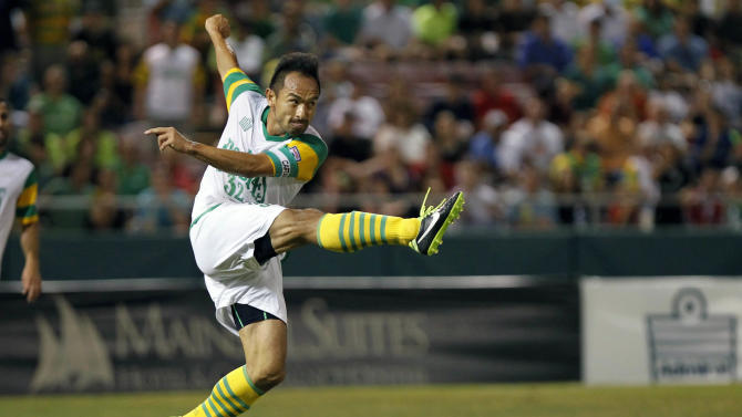 MLS: U.S. Open Cup-Seattle Sounders at Tampa Bay Rowdies