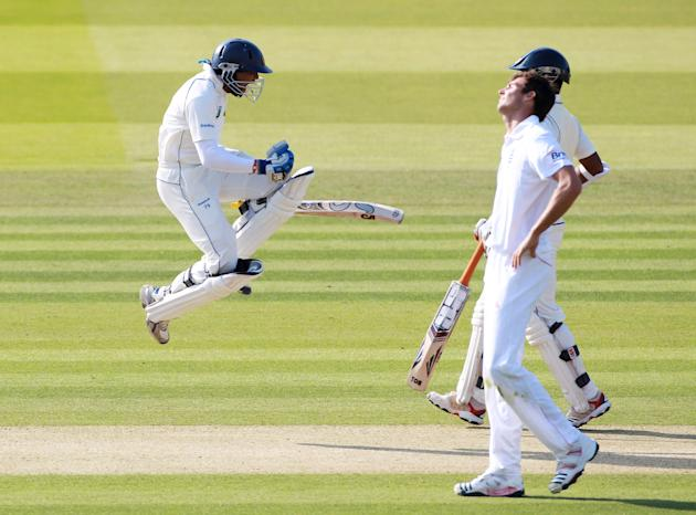 England v Sri Lanka: 2nd npower Test - Day Two