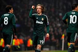 Modric determined to remain at Real Madrid