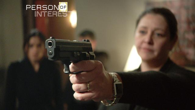 Person Of Interest - Dead Or Alive