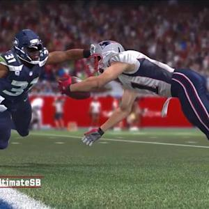 """Madden"" video game predicts Super Bowl 2015"
