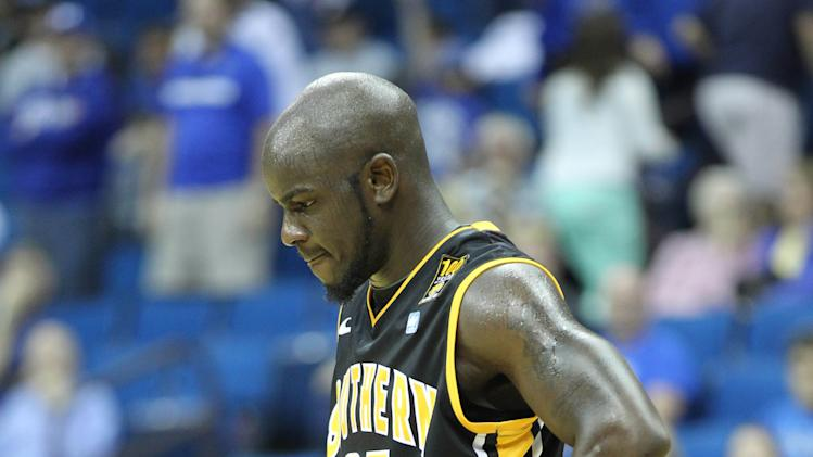NCAA Basketball: Conference USA Tournament-Memphis vs Southern Mississippi