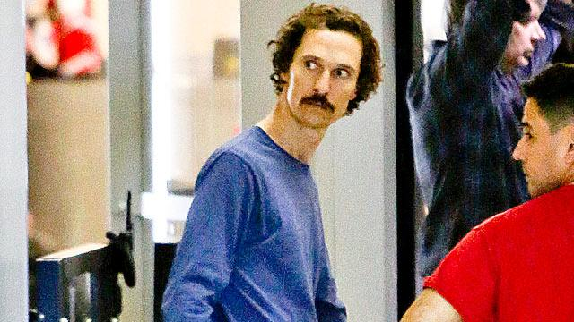 Matthew McConaughey Starving Himself, Drops 30 Pounds