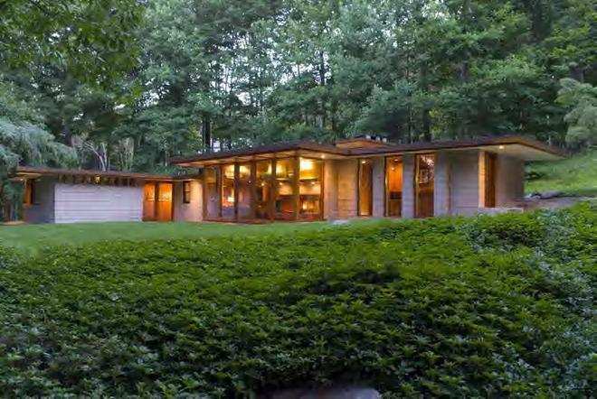 House of the Day: Midcentury Gem by Frank Lloyd Wright Apprentice Asks $1.45M