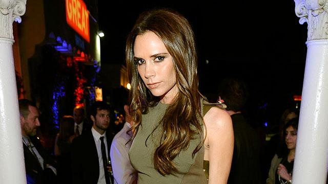 Victoria Beckham Reveals Breast Implants Removed