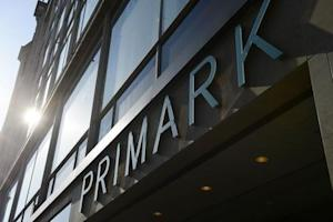 A Primark clothing shop is seen in central London