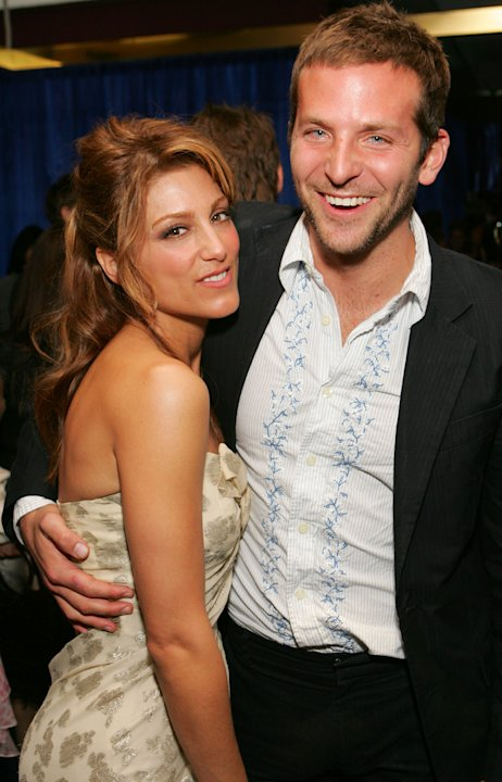 Bradley Cooper and Jennifer Esposito
