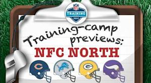 NFC North training-camp reports