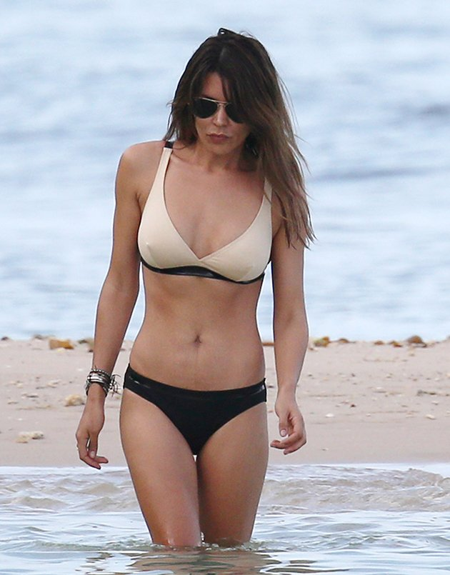 images of Danielle Lineker Shows Off Her Bikini Body With Gary And