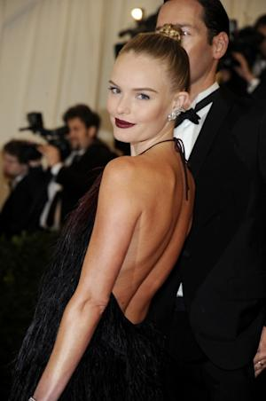 Kate Bosworth attends the 'Schiaparelli And Prada: Impossible Conversations' Costume Institute Gala at the Metropolitan Museum of Art on May 7, 2012 in New York City -- Getty Images